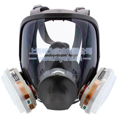 3M6800防毒面具