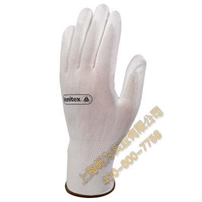 商品名称:代尔塔201704 pu涂层精细操作手套