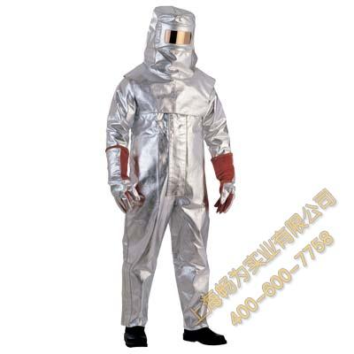 代尔塔402012 隔热防溅射连体服
