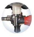 安全可靠的一级减压系统