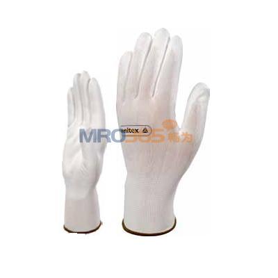 代尔塔201702 pu涂层精细操作手套