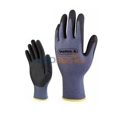 代尔塔201800 pu涂层精细操作手套