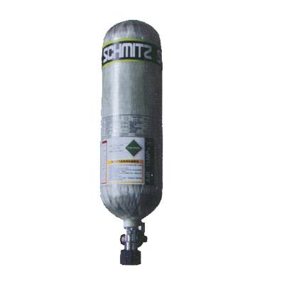 施密茨碳纤维空气呼吸器气瓶及瓶阀11068