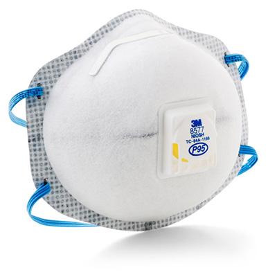 3M 8577有机蒸气异味及颗粒物防尘口罩