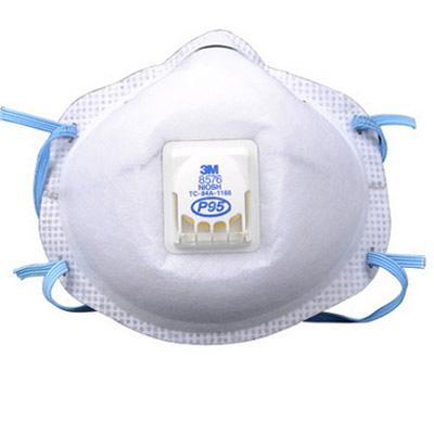 3M 8576酸性气体异味及颗粒物防护口罩