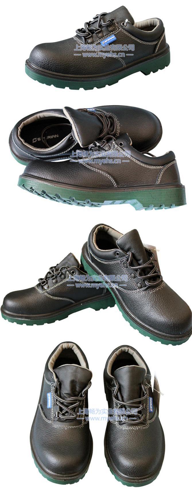 巴固RACING 防静电保护足趾安全鞋 产品展示