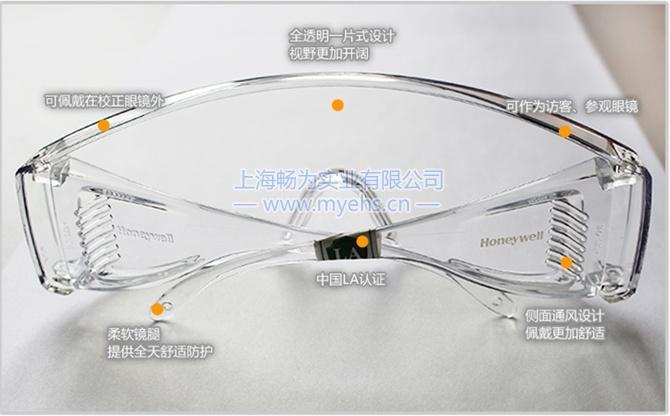 Sperian VisiOTG-A 亚洲款访客眼镜 100001,100002 产品特点