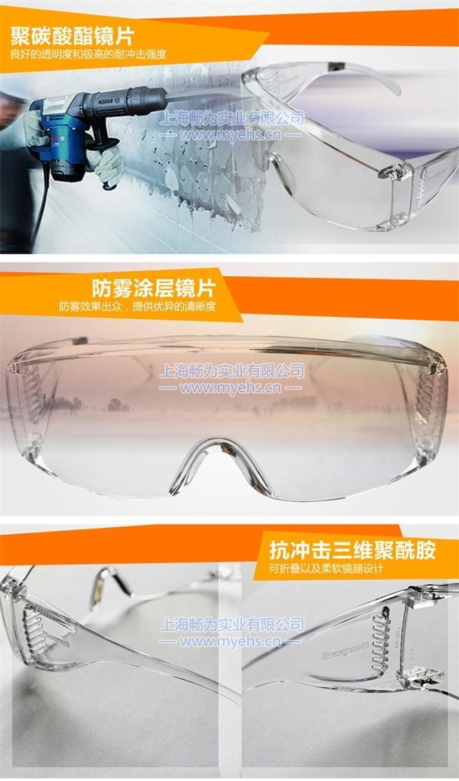 Sperian VisiOTG-A 亚洲款访客眼镜 100001,100002 产品展示