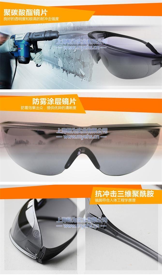 巴固1005986 Millennia Sports运动款防护眼镜 产品展示