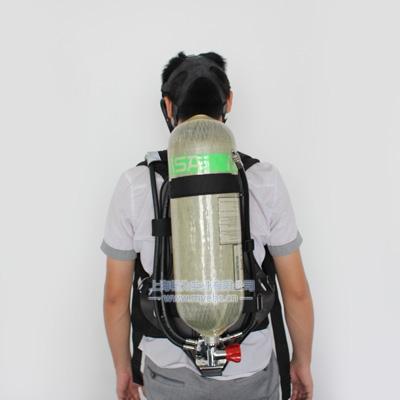永利娱乐登录 BD2100-MAX自给式空气呼吸器 真人秀