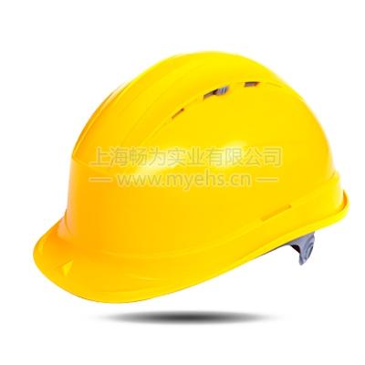 代尔塔102012 抗紫外线高密度聚丙烯安全帽