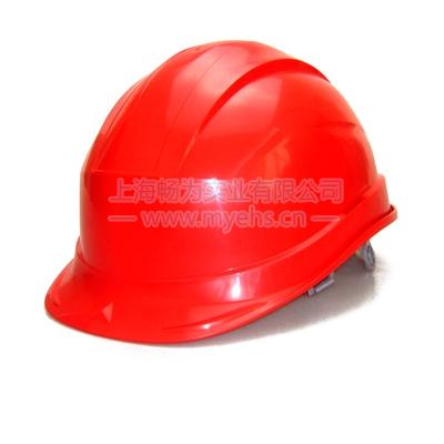 代尔塔 棘轮式可调节安全帽 102008