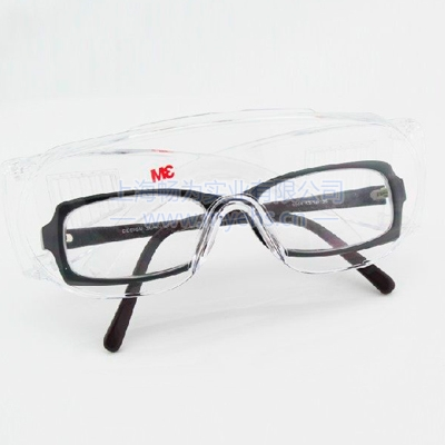 3M 1611HC 访客用防刮擦防护眼镜(内可佩戴近视镜)