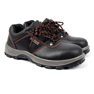 代尔塔 301501 低帮单钢安全鞋