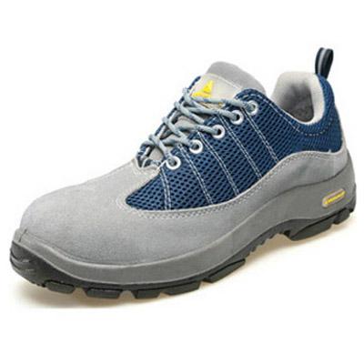 代尔塔 301322 进口毛面牛皮安全鞋
