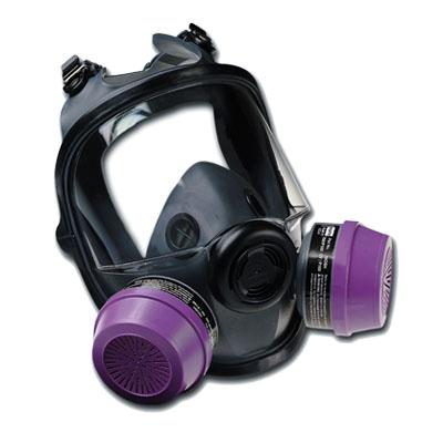 诺斯5400系列防护面具低维护全面罩54001