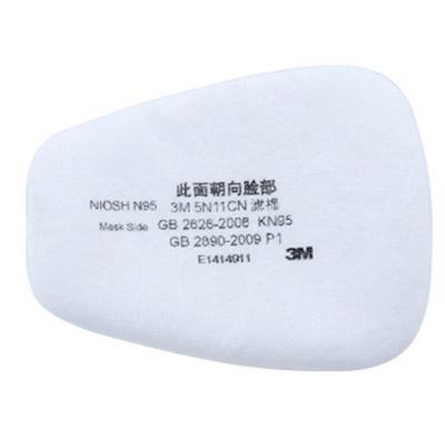 3M 5N11防毒面具过滤棉