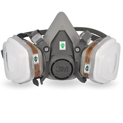 3M 6200 防毒面具