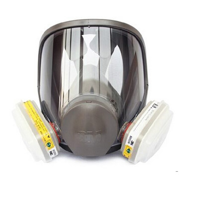 3M6800 防毒面具