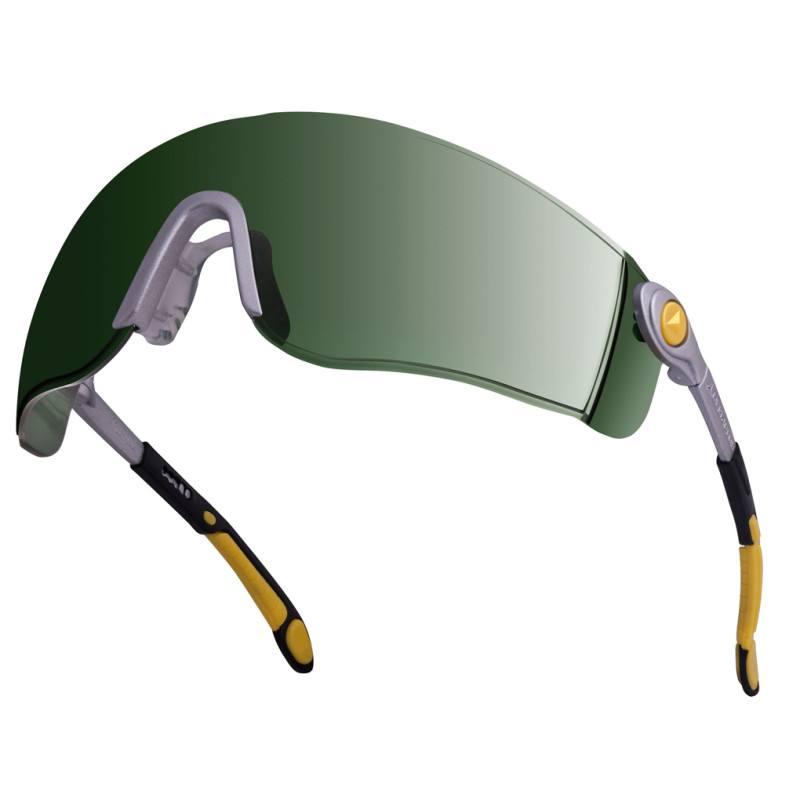 代尔塔101012 一体式PC镜片焊接护目镜